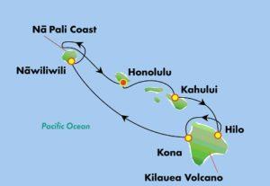 Bild Hawaii Kreuzfahrt