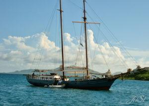 Bild Ausflugsschiff Grenada