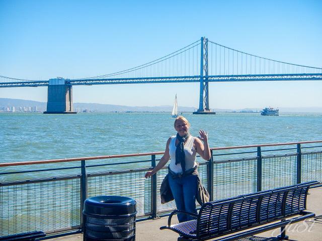 Bild Jule und die Okland Bridge
