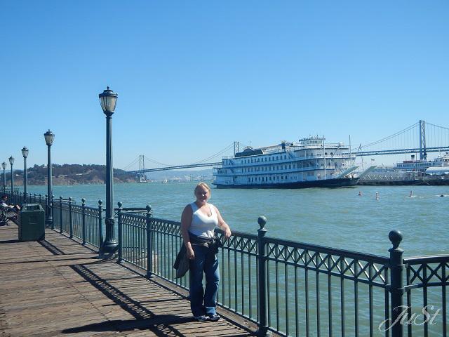 Bild Jule an Pier 1