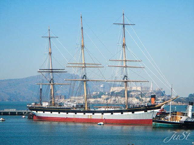 Bild Schiff San Francisco