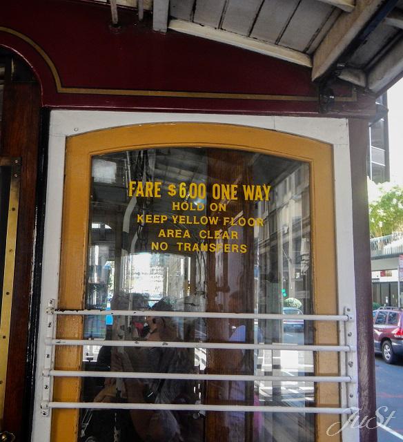 Bild Cable Car San Francisco