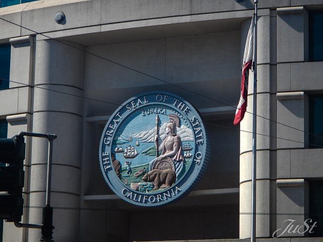 Bild Wappen in San Francisco