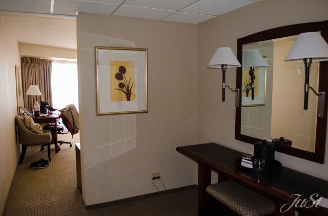 Bild Unser Zimmer im Hyatt San Francisco