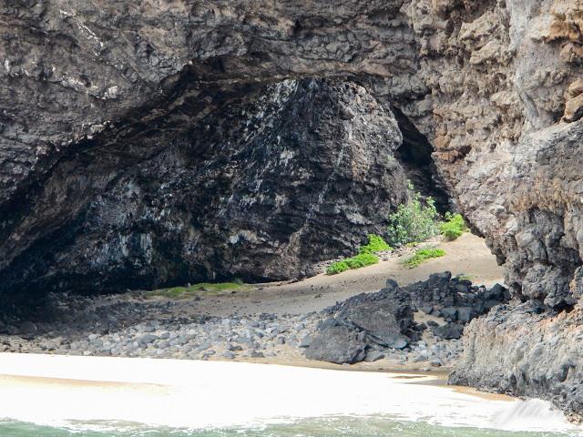 Bild Berühmte Öffnung von Na Pali