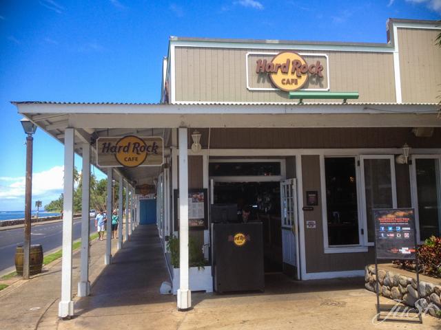 Nacho Teller Hard Rock Cafe