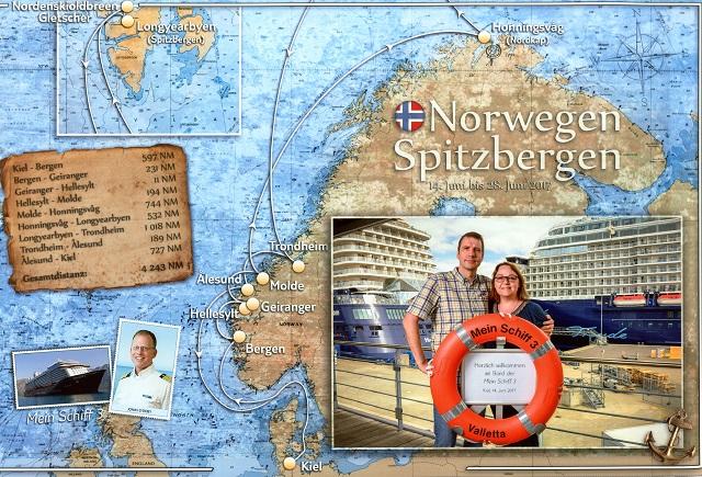 Bild Route Nordland