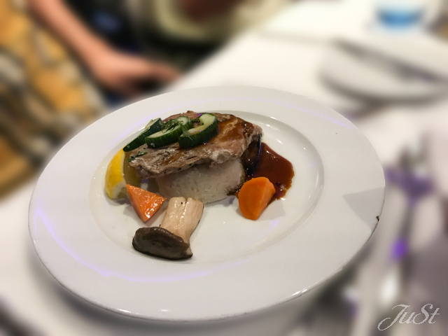 Bild Sushi-Grade-Thunfischsteak