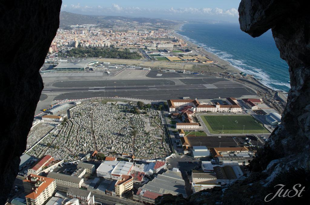 Bild Flughafen Gibraltar