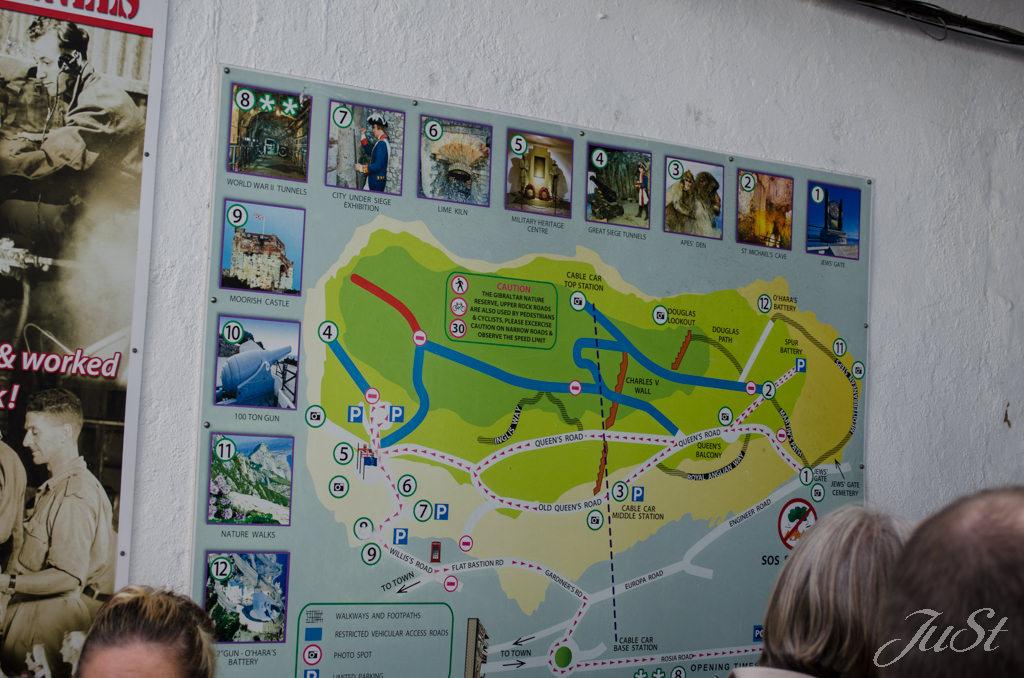 Bild WW2-Höhlen Plan