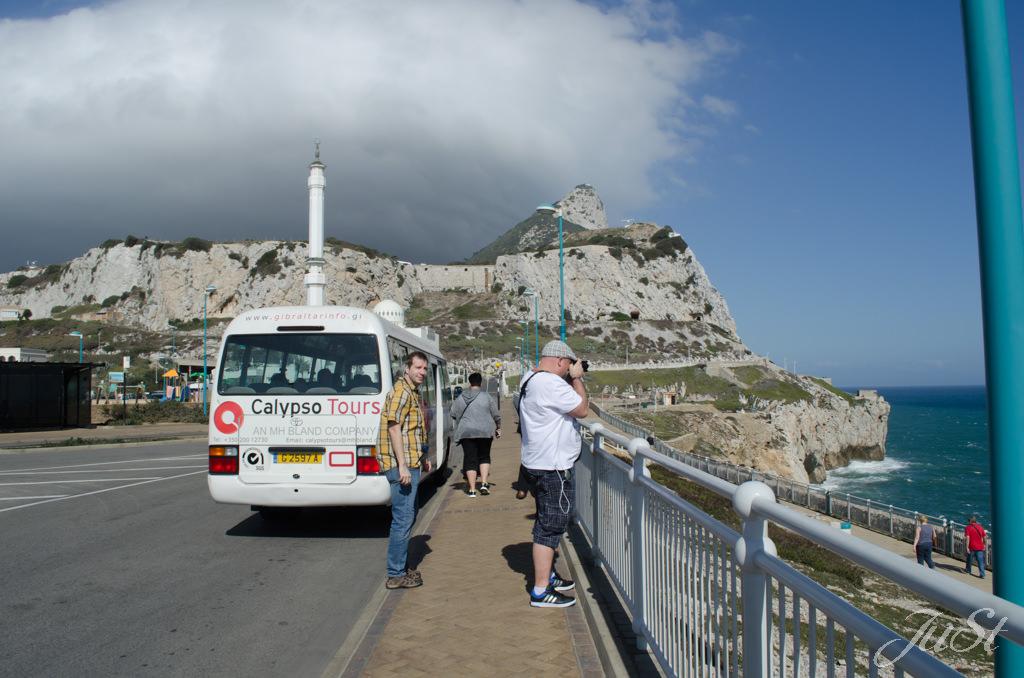 Bild Aussichtspunkt auf Gibraltar