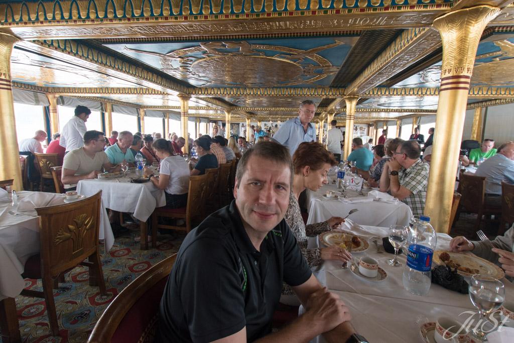 Mittagessen in Kairo