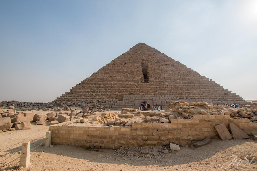 Die kleine Pyramide