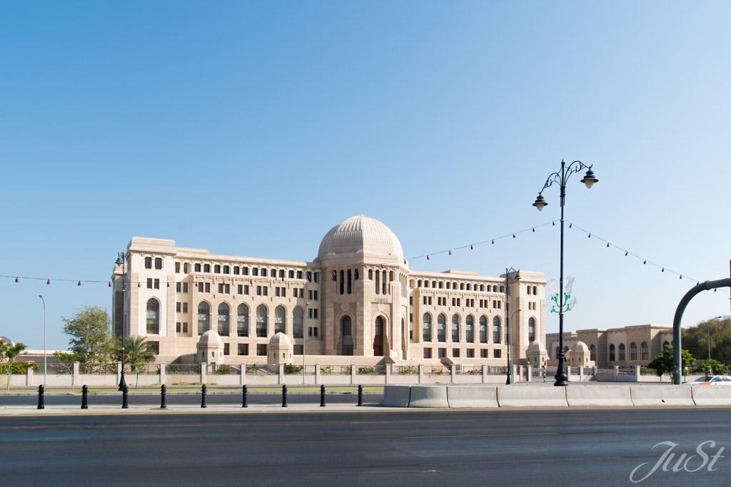 Regierungsgebäude Muscat