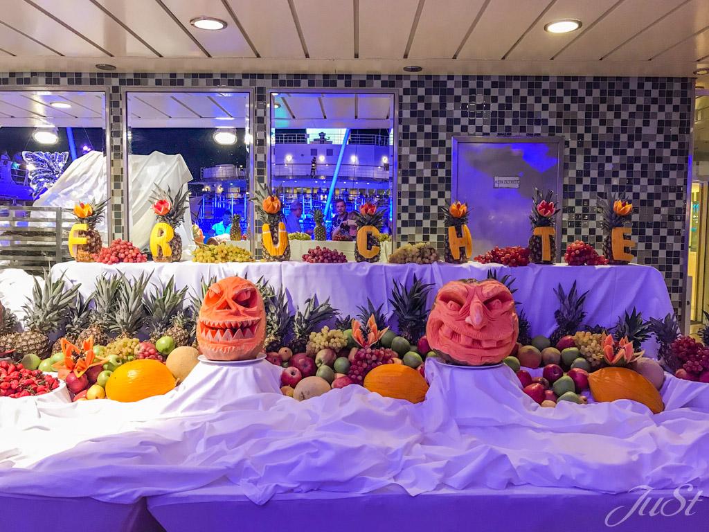 Früchteabend Muscat
