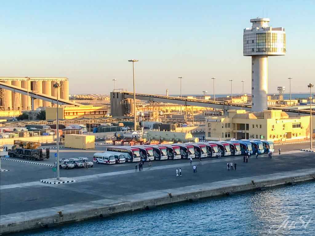 Safaga Hafen