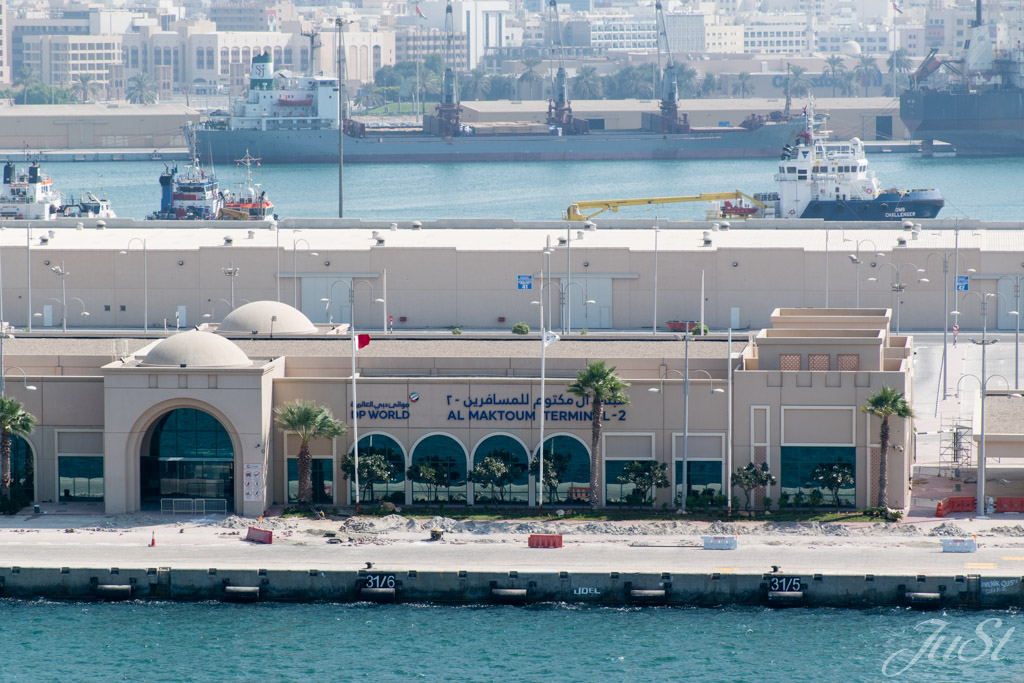 Cruise Terminal 2 Dubai