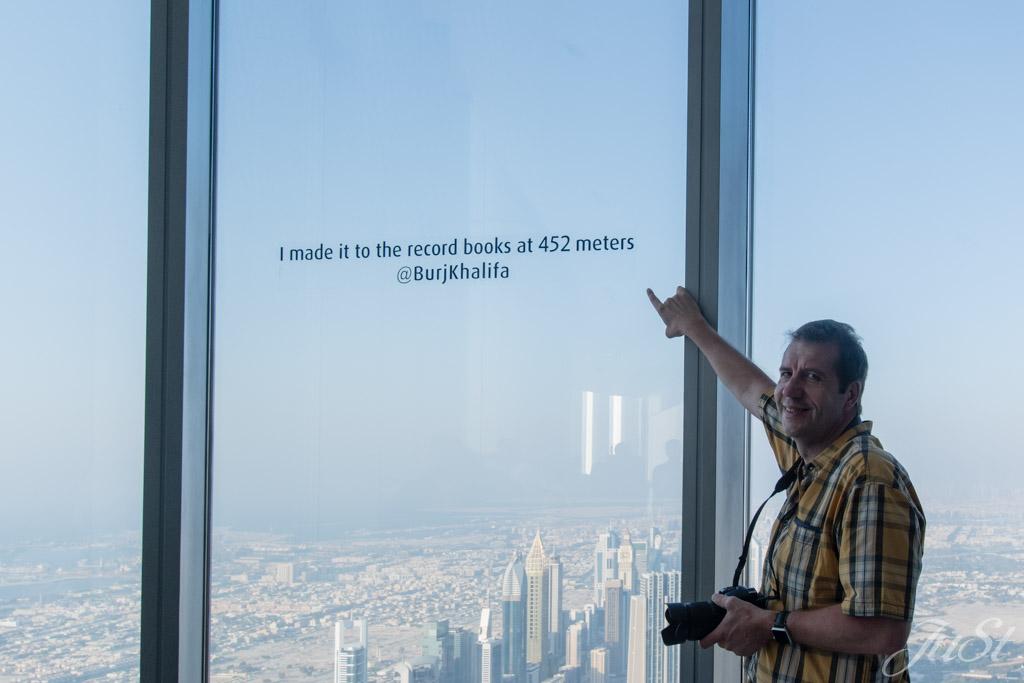 Burj Khalifa 452 Meter