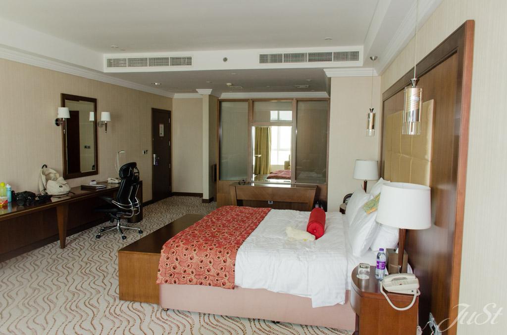 Zimmer im Hotel Dubai