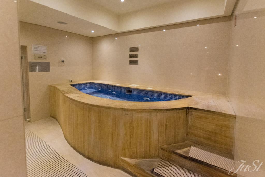 Spa Bereich Dubai Hotel