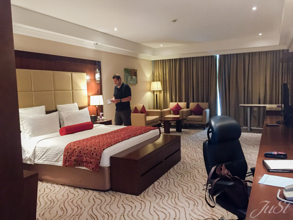 Hotelzimmer Dubai