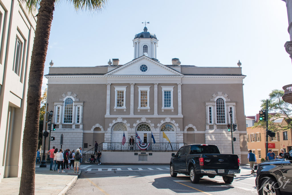 Charleston - Old Exchange and Provost Dungeon