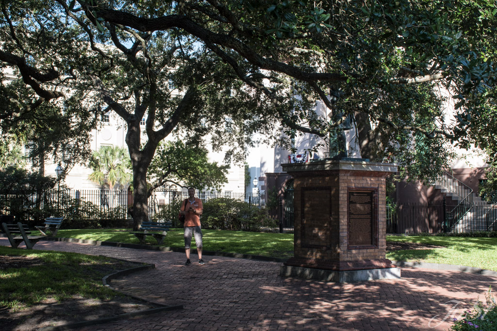 Charleston - Washington Square Park