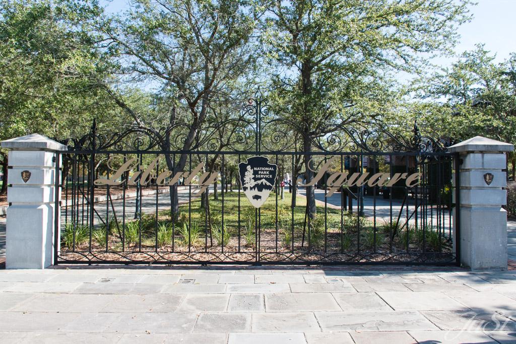 Liberty Square Park
