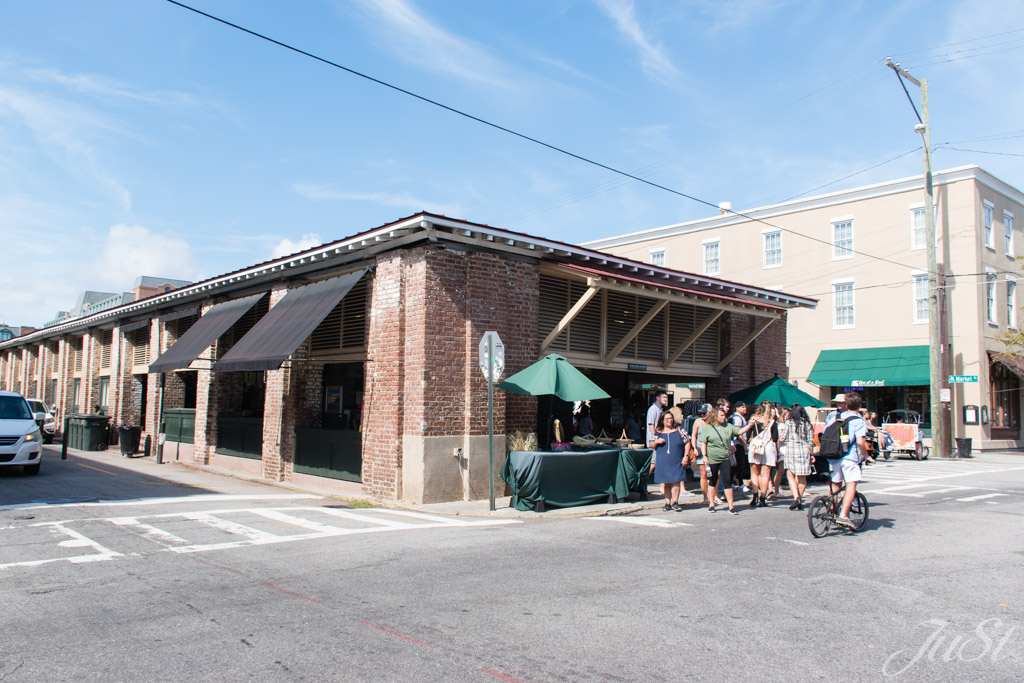 Charleston - Market Pavilion