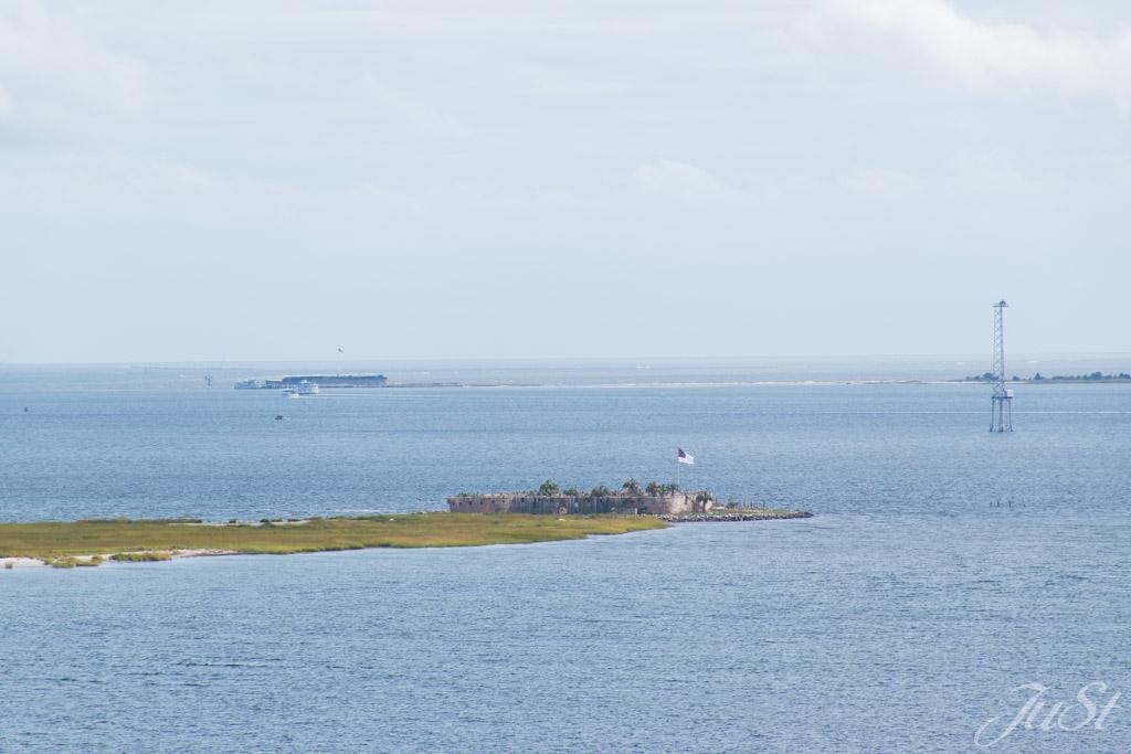 Bucht von Charleston