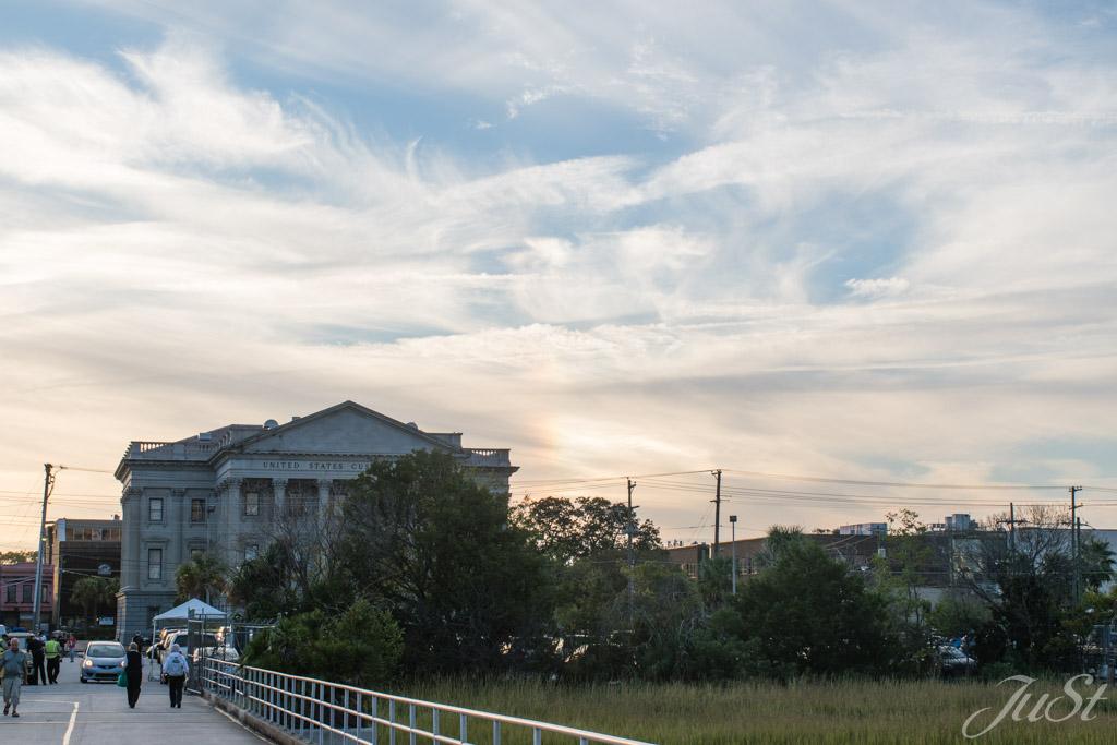 Charleston altes Zollhaus