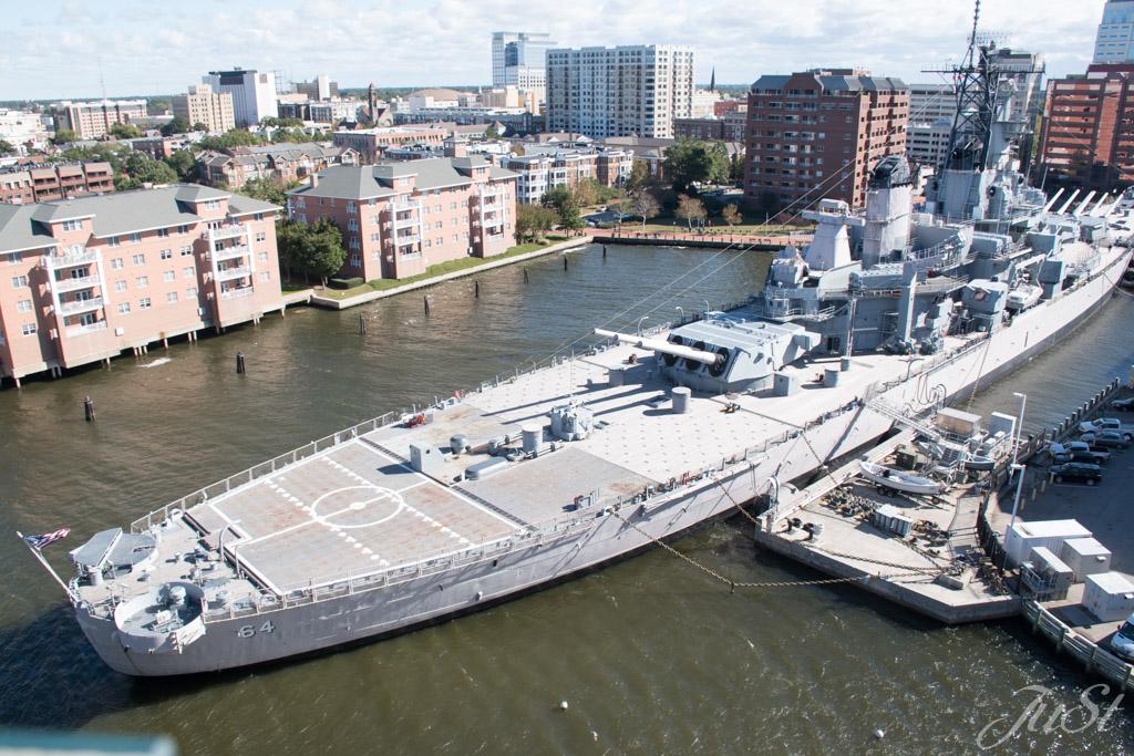 Hafen von Norfolk
