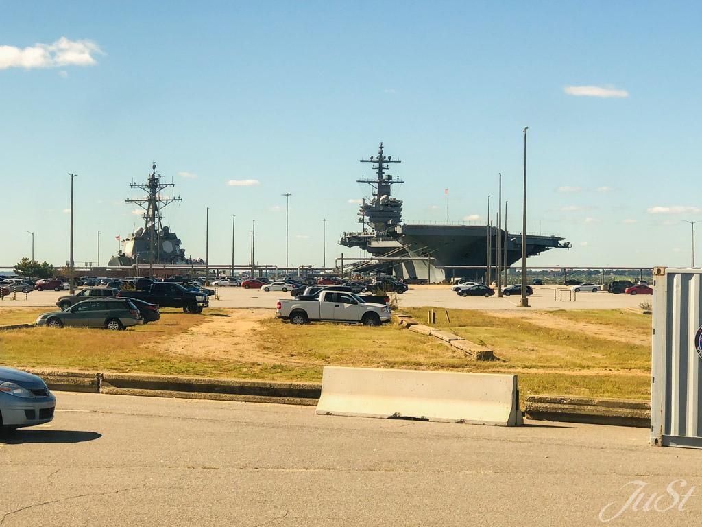 Naval Station Norfolk