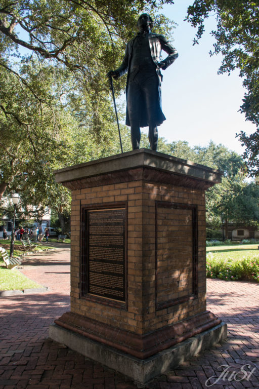 Charleston - George Washington