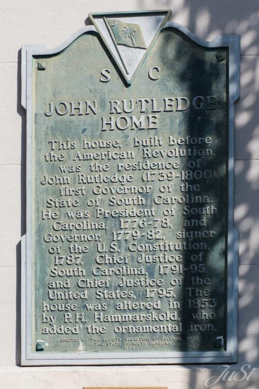 John Rutledge Haus