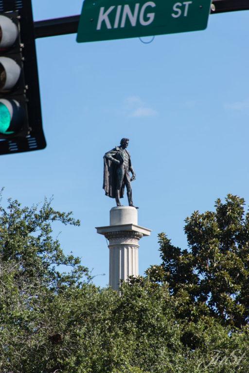 John C. Calhoun Monument