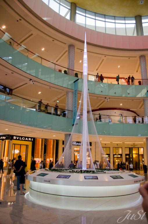 Neuer Turm in Dubai