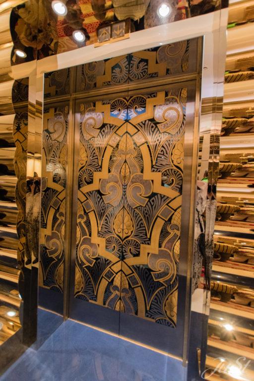 Aufzug Burj Al Arab
