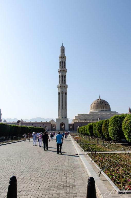 Moschee von Muscat