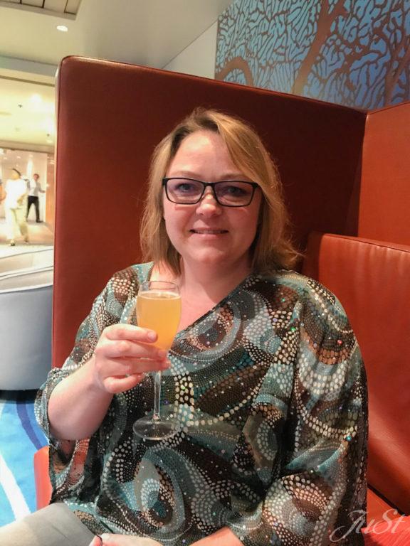 Jules kostenloser Champagne Cocktail