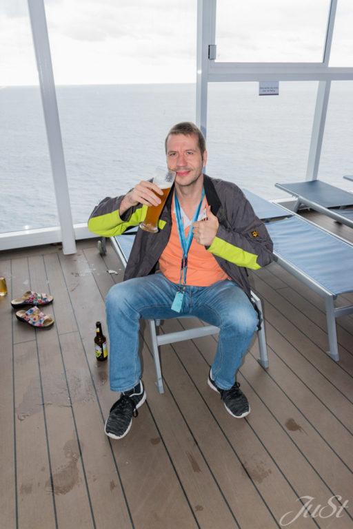 Alex auf der Mein Schiff 6