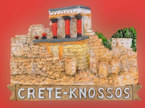 Bild Kreta Knossos